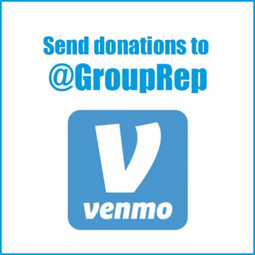 Venmo Donations