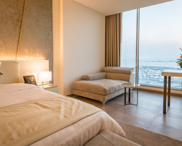 Deluxe King Room Sea View