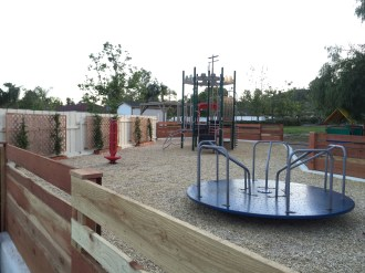 Primary Program Upper Playground