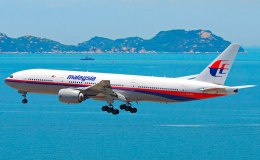 Malaysia Airlines Boing 777 accidente