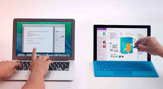 Microsoft vs Mac