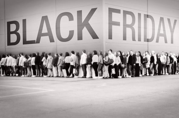 Tiendas Black Friday 2014
