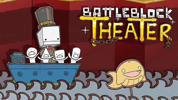 logo de BattleBlock Theater