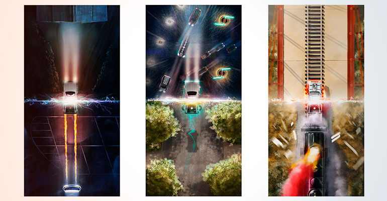 Regreso al futuro Andy Fairhurst