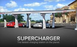 Supercargadores Tesla destacada
