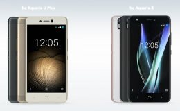 bq Aquaris X vs bq Aquaris U Plus