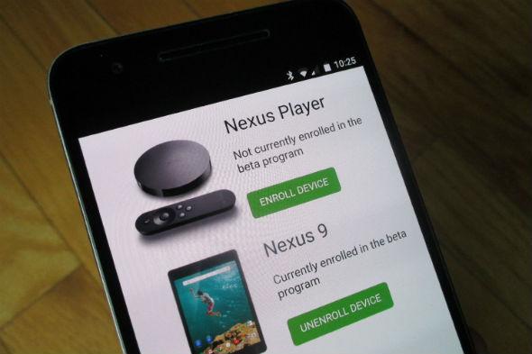 Android Beta Program 03