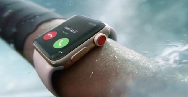Apple Watch Serie 3 destacada