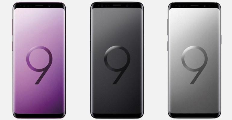 Samsung Galaxy S9 01