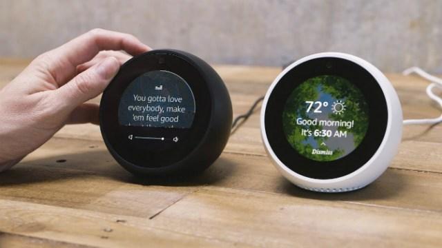 Amazon Echo Spot Altavoces inteligentes 05