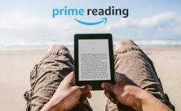 Amazon reading prime