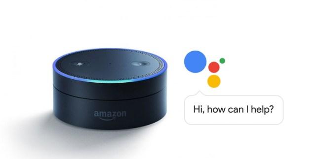 Google Assistant y Alexa en la Xbox One