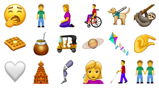 Este 05 De Marzo Llegarán 230 Nuevos Emojis A Tu Whatsapp