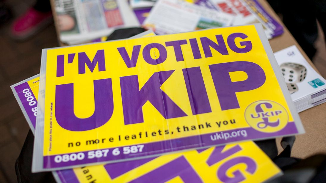 Only UKIP can save our country