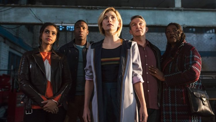 Doctor Who: adventures in time, space, political correctness and diversity