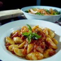 Vegan Potato Gnocchi