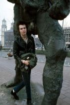 Amsterdam, Holland, December 1977