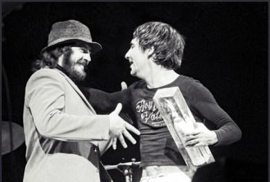 Keith Moon and John Bonham