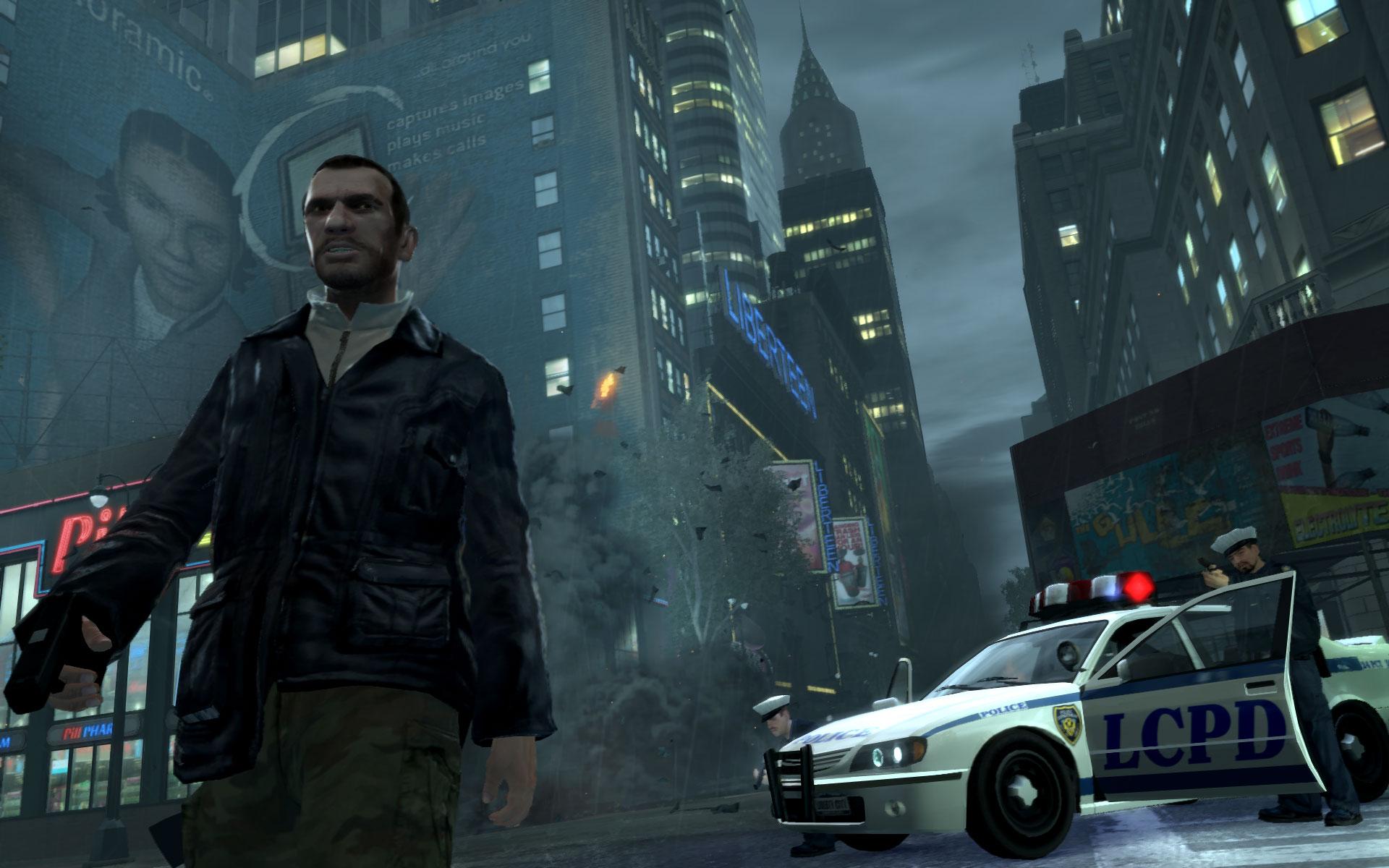The GTA Place GTA IV PC Screenshots