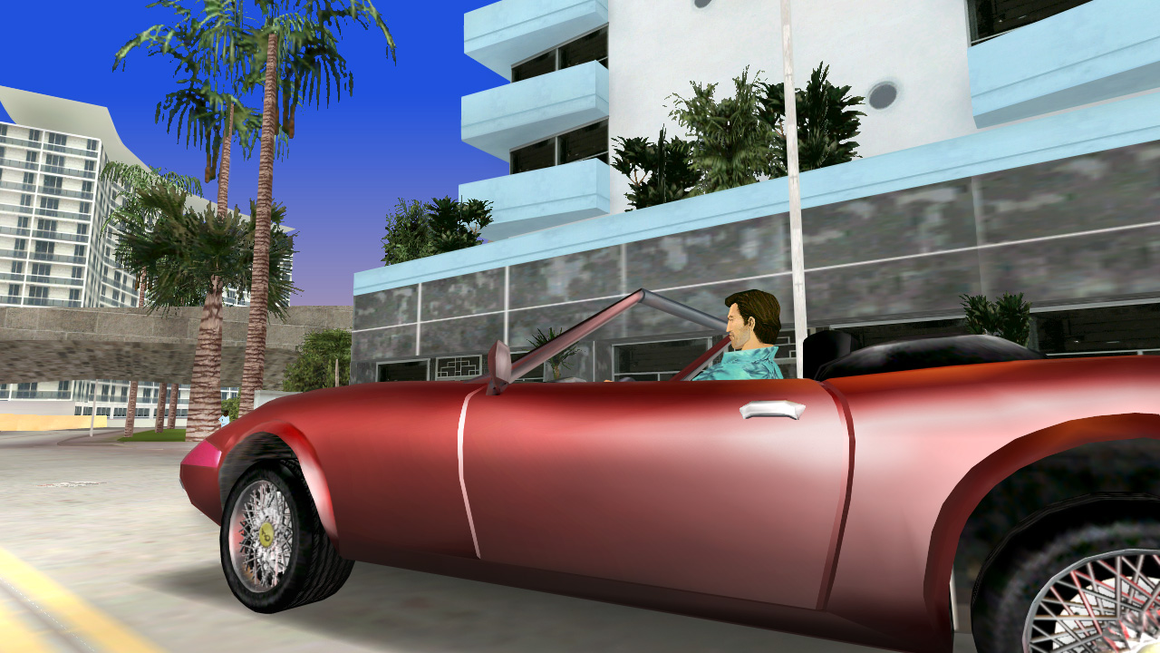 The GTA Place Vice City Xbox Screenshots