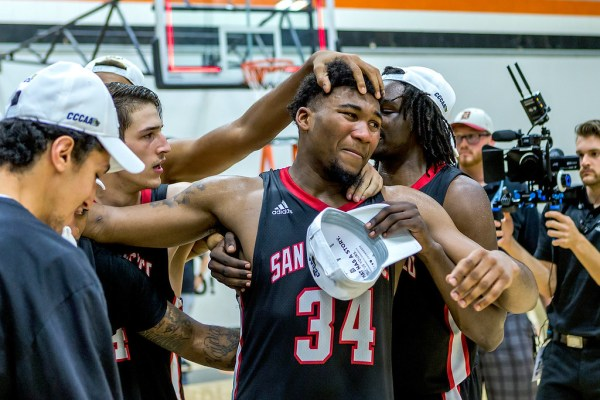 Rams win State Championship with 82-72 win over San Diego ...
