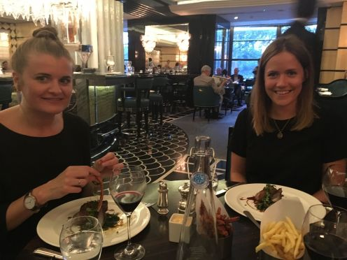 The Savoy Grill London