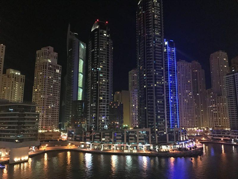 Pier 7 Dubai Marina
