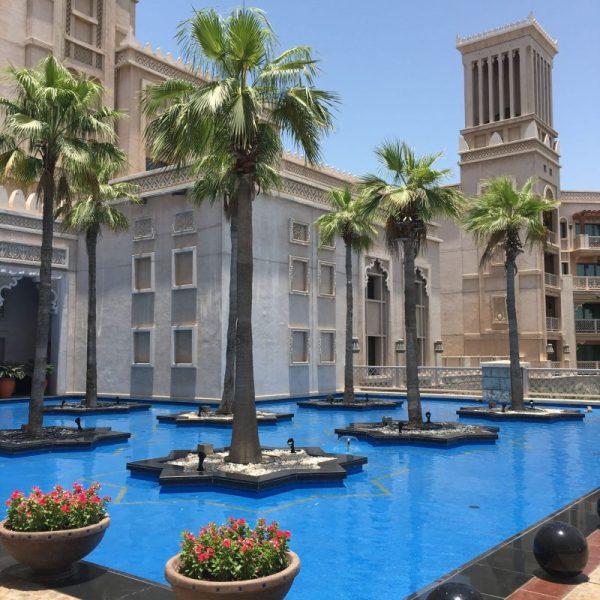Al Qasr Dubai entrance