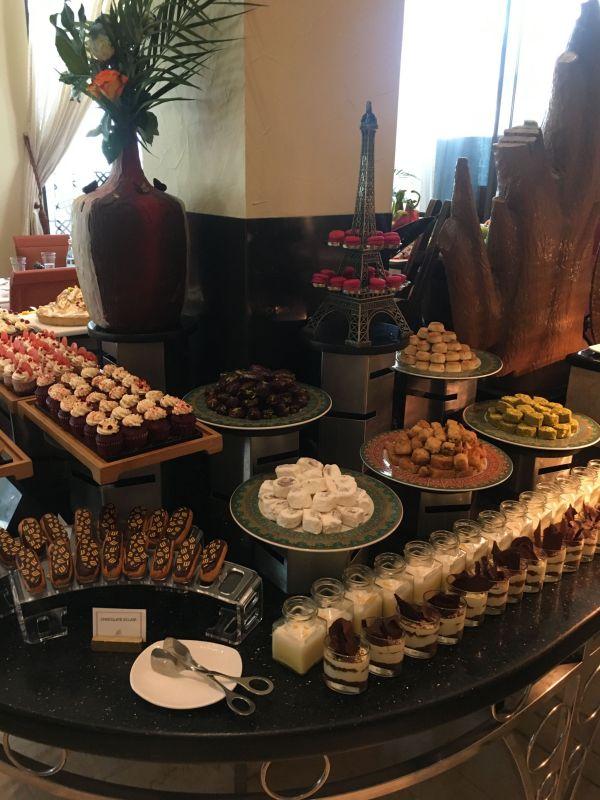 Desserts - Al Qasr Dubai