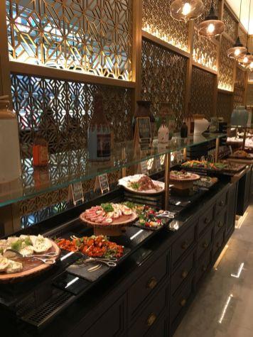 Delphine, H Hotel Dubai Brunch