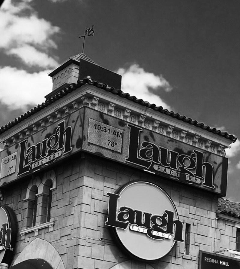 The Laugh Factory LA