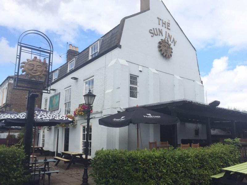 The Sun Inn - Barnes