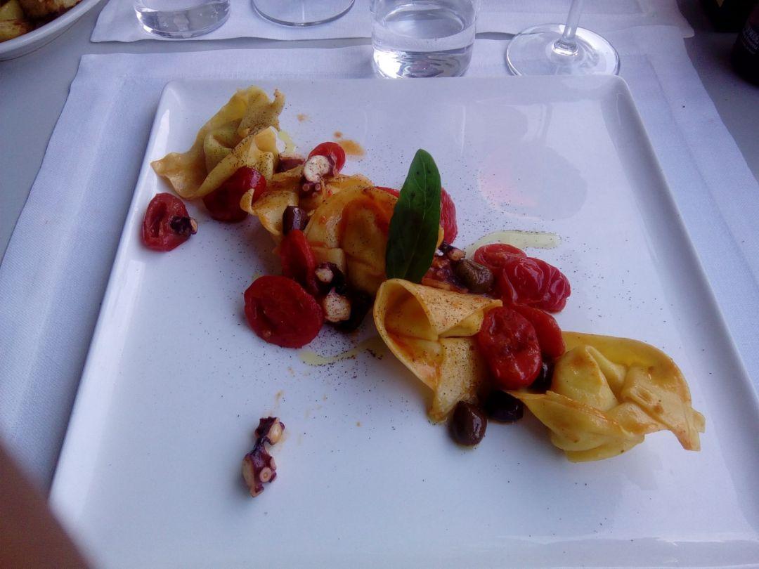 Golden Views Florence - Pasta dish