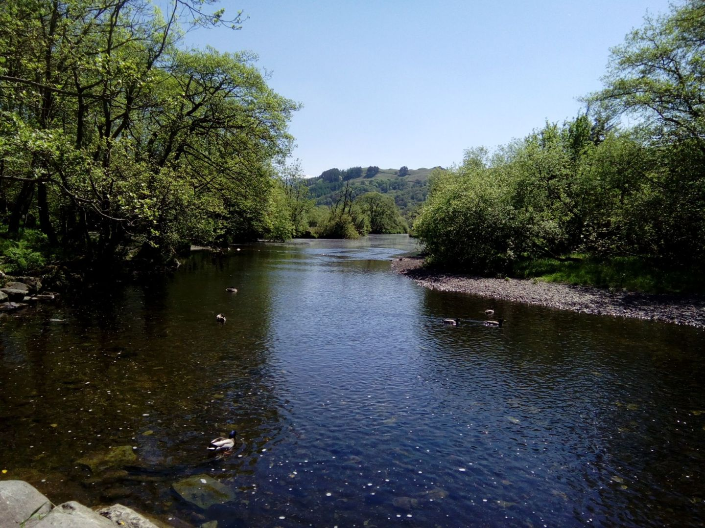 Rydal to Grasmere