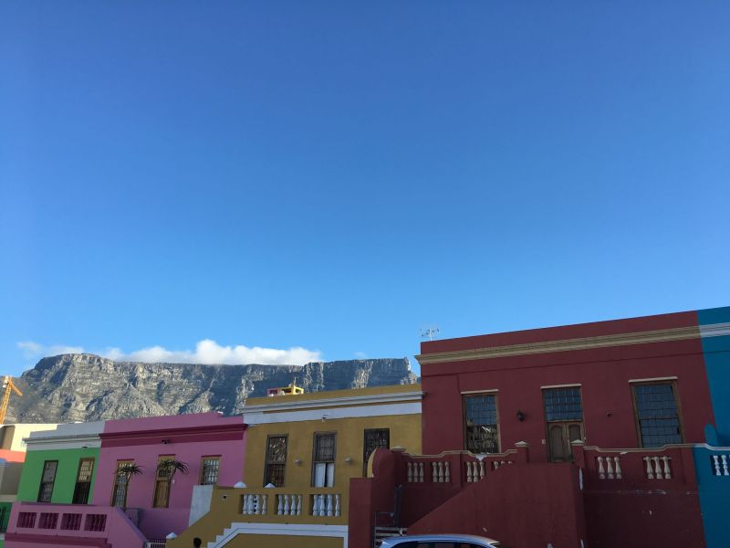 Bo Kaap - Cape Town