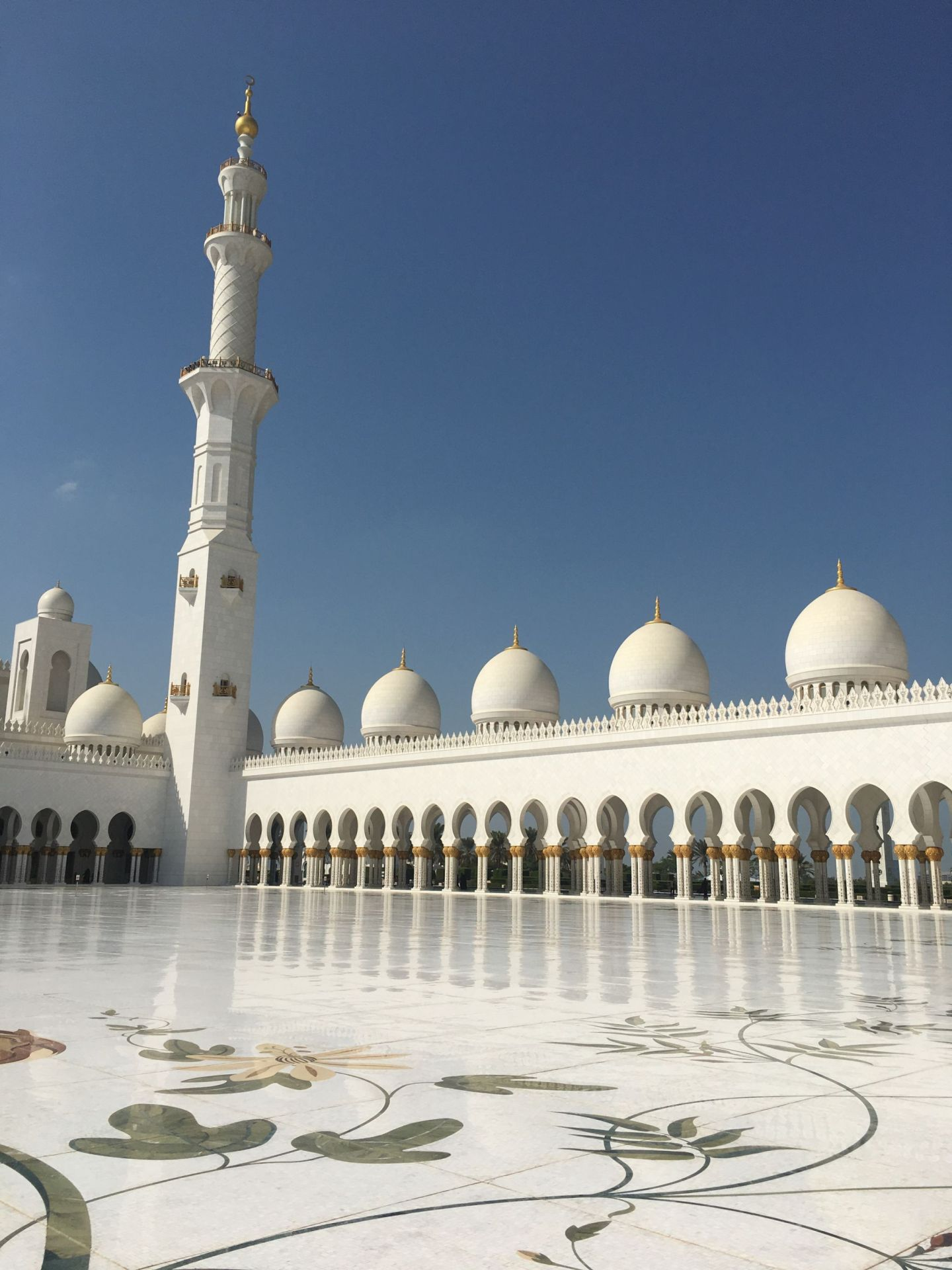 FAQs for visiting Sheikh Zayed Grand Mosque, Abu Dhabi