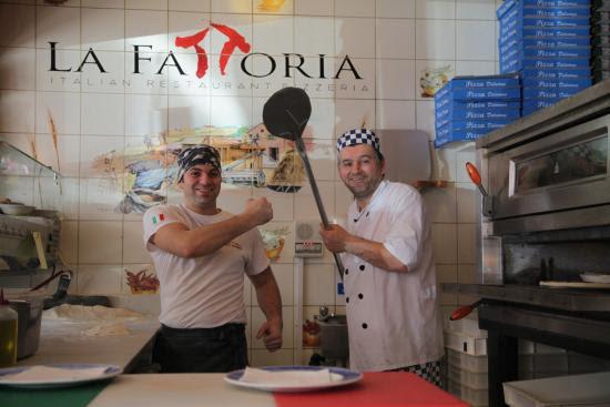 Best restaurants Chester La Fattoria