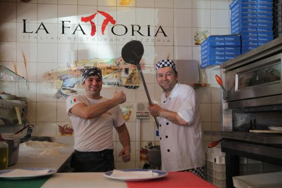 Best restaurants Chester La Fattoria