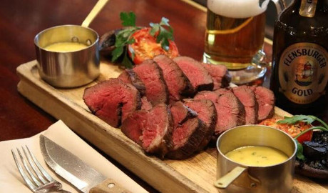 Best restaurants Chester - Upstairs at the Grill