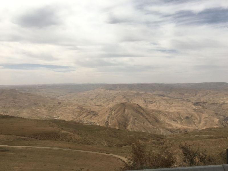 Mountain Views Jordan