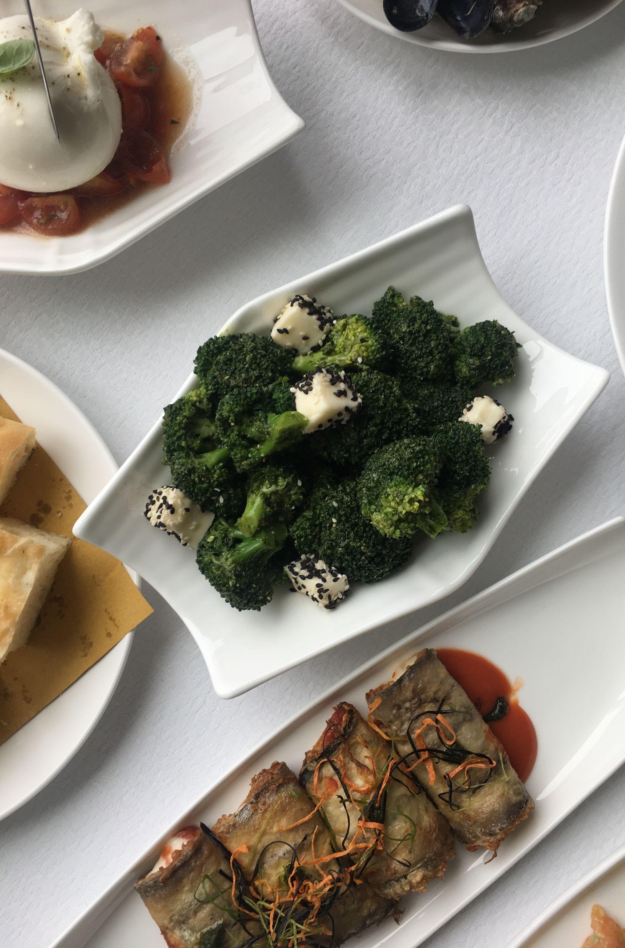 Starters Brunch Al Grissino Restaurant Duba