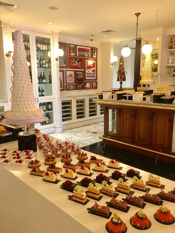 Review – Cafe Belge brunch, Ritz Carlton DIFC Dubai