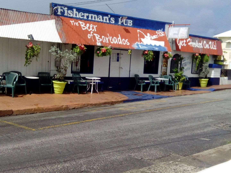 Fishermans Pub Speightstown