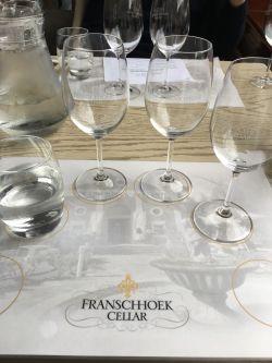 Franschhoek Cellar wine tasting