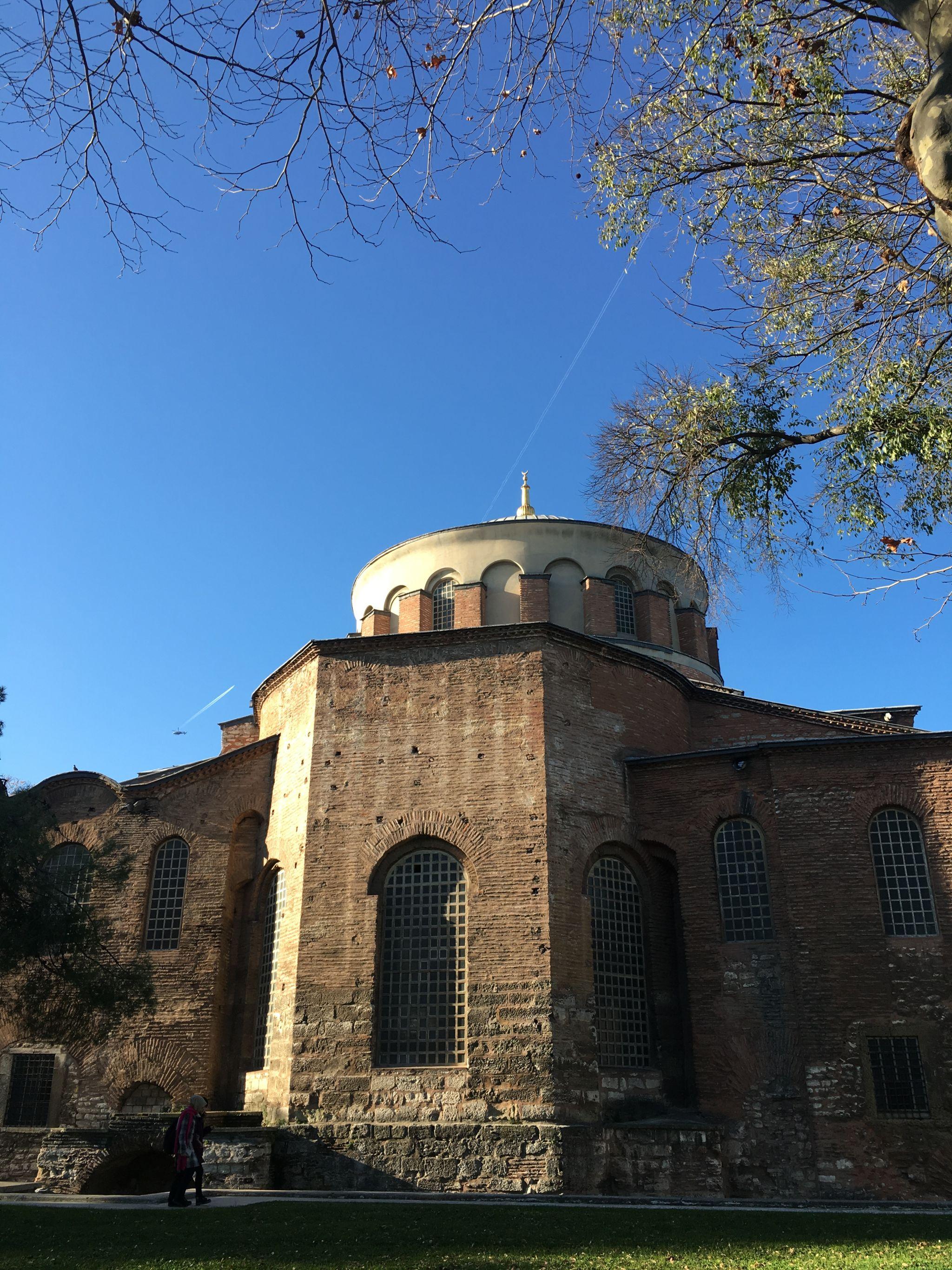 Hagia-Irene-Istanbul