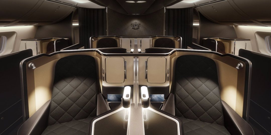 Luxury Barbados BA First Class