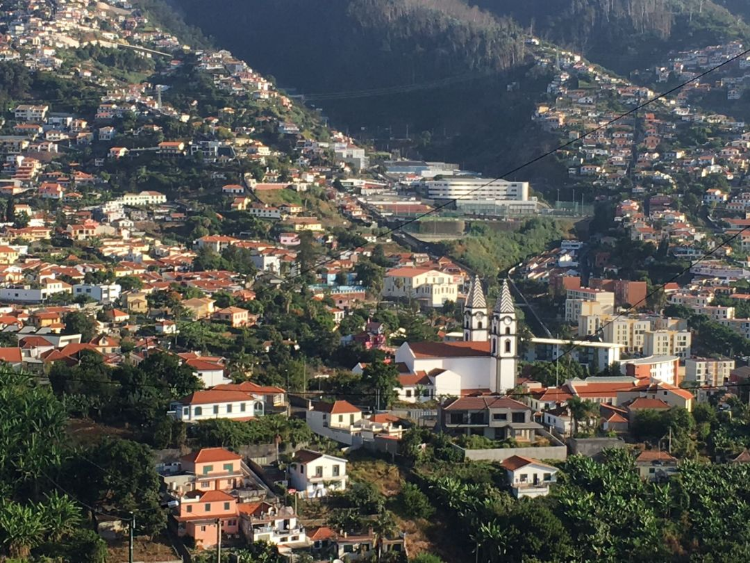 View of Funchal