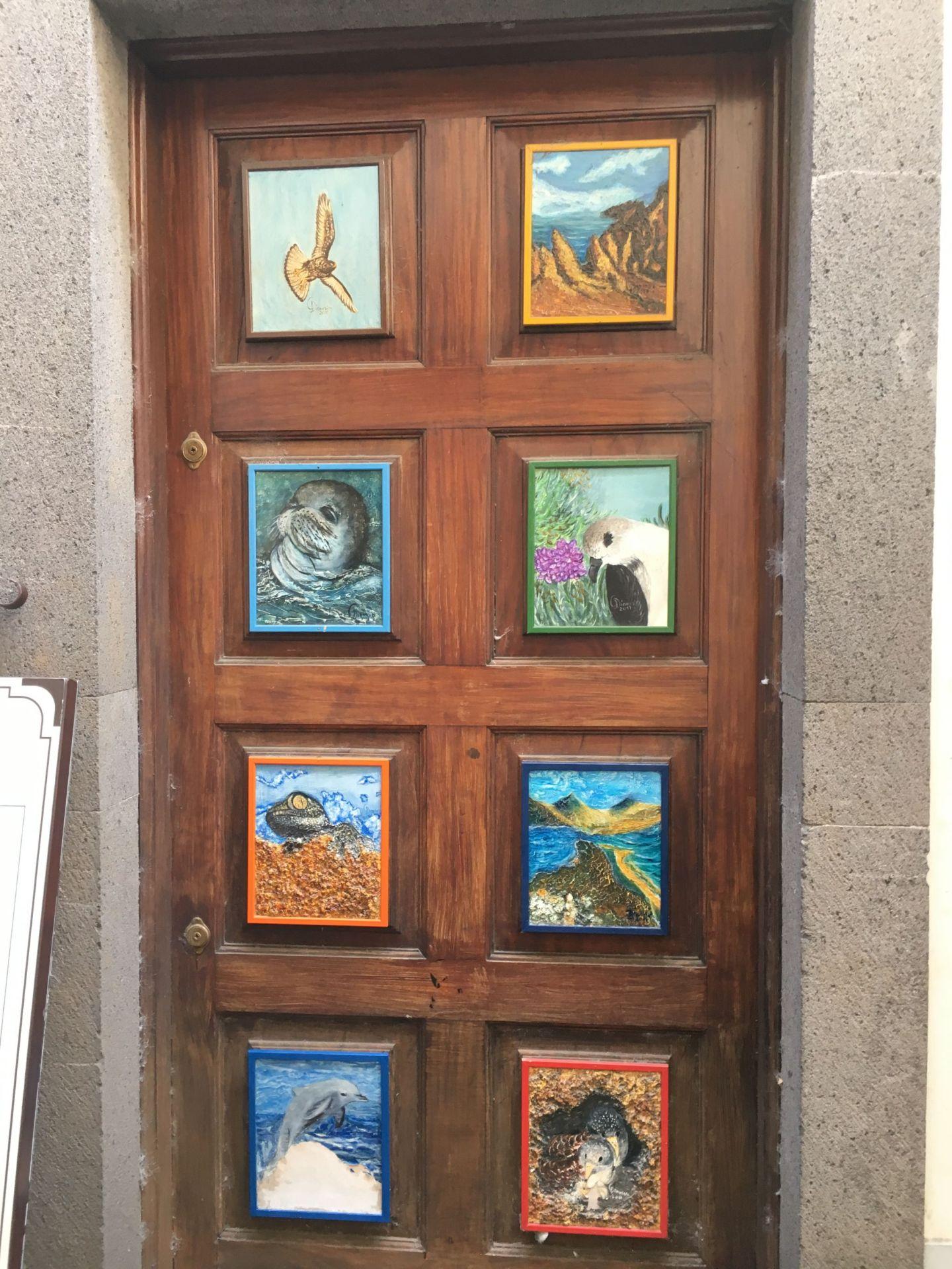 """""""Art of Open Doors"""" Projeect Funchal"""