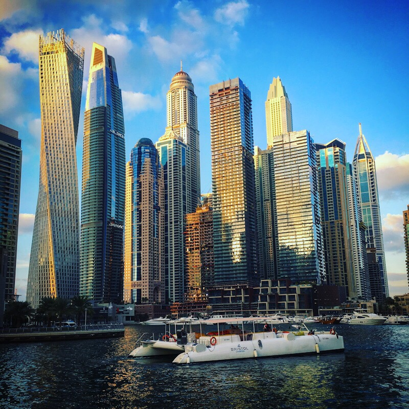 Guide – What to see and do in Dubai Marina