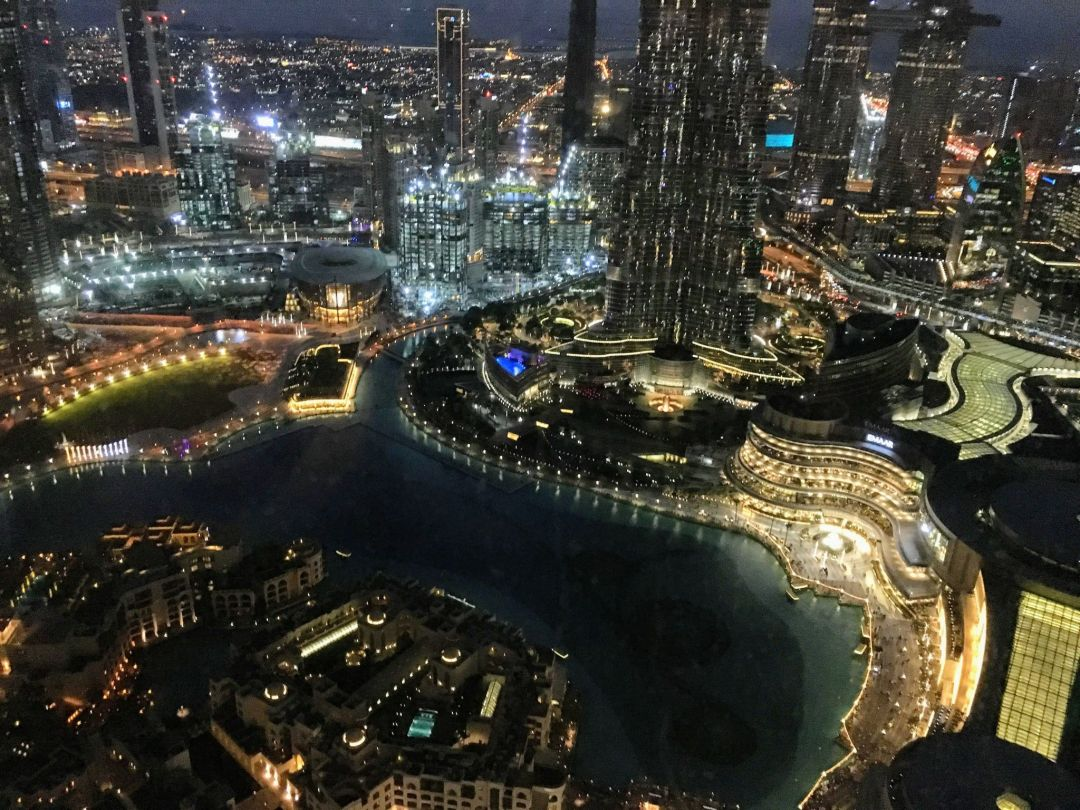 Dubai & South Africa twin centre holiday – Part 1